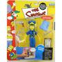 Officer Marge - Miniatura Importada Playmates - Simpsons