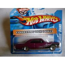 Hot Wheels (347) Pontiac Gto - Collecting Toys Dolls