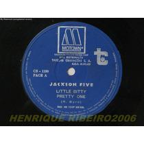 Jackson Five Compacto 7 Little Bitty Pretty One