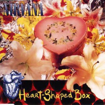 Cd Single - Nirvana - Heart Shaped Box - Frete Gratis