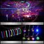 20 Colar Pisca + 20 Óculos + 10tiara Neon +100 Pulseira Neon