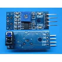 Sensor Seguidor De Trilhas / Linhas Tcrt5000 Arduino Pic Arm