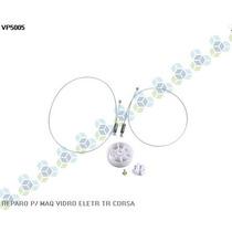 Reparo Para Maquina De Vidro Eletrico Traseiro Corsa - Vp