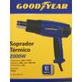 Soprador Térmico Goodyear 2000w 4 Bicos 220v 350 C / 550 C