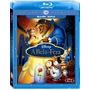 Blu-ray Disney A Bela E A Fera - Ed Diamante - 2 Discos