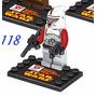 Boneco Star Wars (118) Jek Clone Trooper - Blocos Compatívei