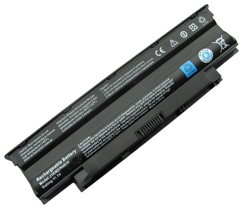 Bateria P Dell Inspiron 14r 15r N3010 N4010 N4110 N4050 R