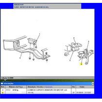 Coxim Direito Dianteiro D Motor Ranger 4.0 94a97