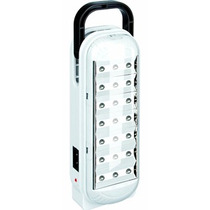 Luminaria Recarregavel 21 Leds Led-713 Emergencia Luz Co047