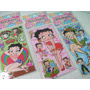 Betty Boop Kit Adesivo Stickers C/ 12 Cartelas