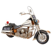 Miniatura Moto Police Grande