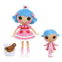 Mini Lalaloopsy Sisters - Stumbles E Rosy Bumps