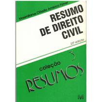 Resumo De Direito Civil 22ª Edição Use O Mercado Pago