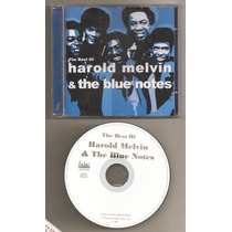 Cd Harold Melvin And The Blue Notes - The Best Of ( Soul)