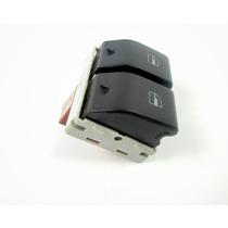 Botão Interruptor Vidro Elétrico Fox Gol G4/g5/g6 Duplo