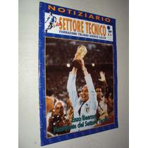Revista Futebol Federazione Italiana Calcio 01 2002 Táticas
