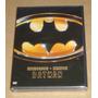 Batman Jack Nicholson Michael Keaton Dvd Novo E Lacrado