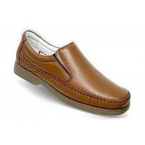 Sapato Antistress Linha Conforto Palmilha Gel Massageadora