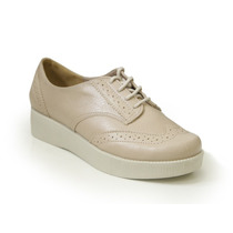 Sapato Dijean Floater Areia N° 34 - 35 - 36 - 37 - 38 - 39
