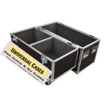 Flight Case Duplo Para Qsc K12