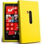 Capa Luxo Capinha Case Silicone Macio Fina Nokia Lumia 920