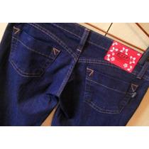 Perfeita !!! Calça Jeans R119 - Num: 42