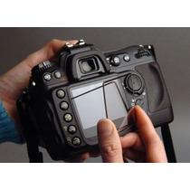 Protetor Lcd Vidro Ótico Fotga Para Canon 40d/50d/5dii