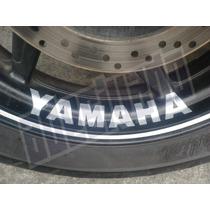 Adesivado - Adesivo Roda Yamaha Racing R1 R6 Fazer Fz6 Xj6