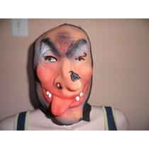 Máscara Fantasia Monstro Moscão, Festa, Adereço
