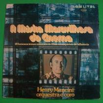 Henry Mancini A Musica Maravilhosa Do Cinema Lp Disco Vinil