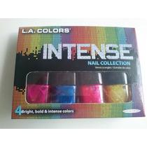 Kit Esmaltes Importados La Colors Hipoalérgicos (2 Tipos)