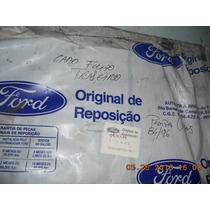 Cabo Freio Traseiro Pampa - 554/609721/b=84pu/2a635/b - Ford