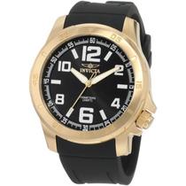 Relógio Invicta 1905 Specialty - Banhado A Ouro 18k