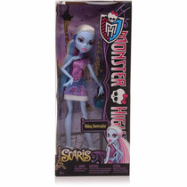 Boneca - Monster High - Scaris - Abbey Bominable