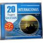 20 Internacionais Sucesso Seleção Essencial Cd Original Novo