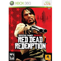 Game Xbox360 Red Dead Redemption