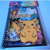 Brinquedo Meu Diário Pokémon Para Crianças 2009 (b.06)