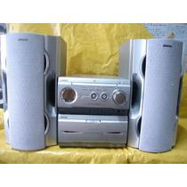 Mini-hi-fi Component System Sony Mhc-wz-5 - Impecavel - Novo