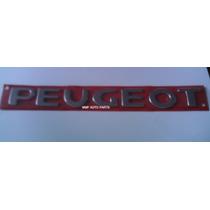 Emblema Peugeot - Para 307 Mmf Auto Parts - Nota Fiscal
