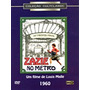 Zazie No Metro, Dvd, Raro, Cult, Louis Malle, Cinema Frances