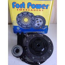 Kit Embreagem Ford Escort Zetec 1.6 Após 00 Á 02 200mm