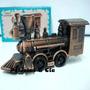 Apontador De Metal - Modelo Locomotiva Mod. 2