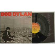 Bob Dylan Lp Nacional Usado Under The Red Sky 1990 Encarte