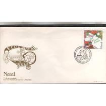 Fdc 581 - Natal - Papai Noel - 1992