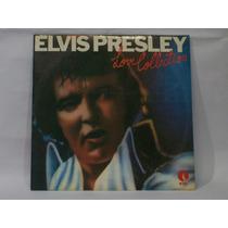 Disco Vinil Lp Elvis Presley - Love Collection 1979