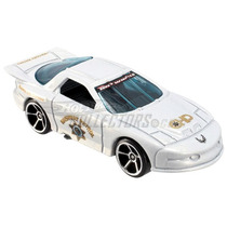 Hot Wheels Chevy Pontiac Firebird Policia 163/2011 Lacrado