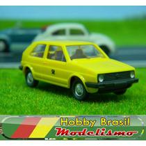 Volkswagem Vw Golf Correio Alemão Ho 1:87 Wiking