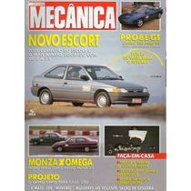 Revista Oficina Mecânica Nº79 (escort, Monza, Omega, Probe)