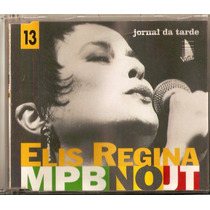 062 Mcd- Cd 1998- Elis Regina - Mpb No Jt - Volume 13 -