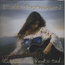 Cd Paula Fernandes Canções Do Vento Sul Original Lacrado.